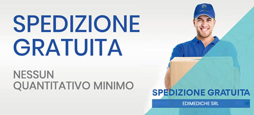 spedizione gratuita