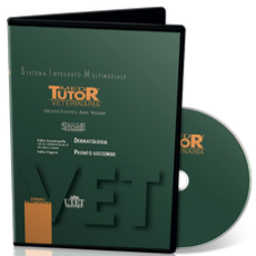 DVD ( Med Tutor Veterinaria ) - DOC STORE - Dermatologia e Pronto Soccorso