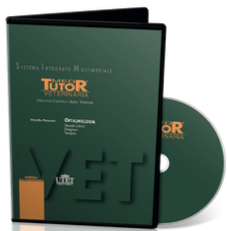 DVD ( Med Tutor Veterinaria ) - OFTALMOLOGIA - Quadri clinici Diagnosi Terapia