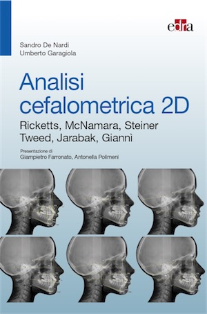 Analisi Cefalometrica 2D - Ricketts - McNamara - Steiner - Tweed - Jarabak - Gianni'