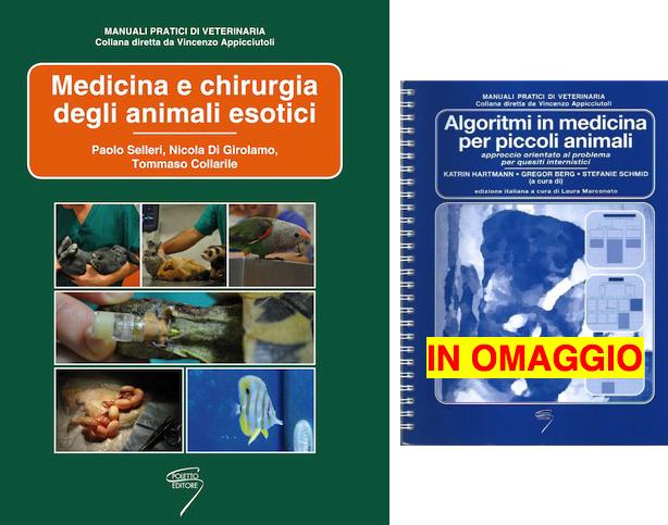 Medicina e chirurgia degli animali esotici + OMAGGIO