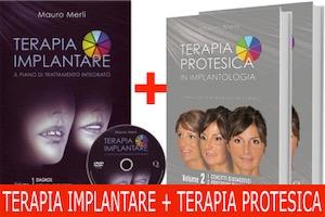 Terapia Implantare + Terapia Protesica + Omaggio