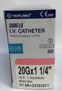 Aghi Cannula 20G ( ROSA ) 1.1 X 32 mm. ( 100 pezzi ) - TERUMO