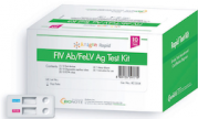 "Test Rapidi Veterinaria "" FIV Ab / FeLV  Ag "" ( Test Kit ) - BIONOTE"