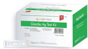 "Test Rapidi Veterinaria - "" GIARDIA Ag. "" ( Test Kit ) - BIONOTE"