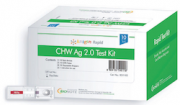"Test Rapidi Veterinaria - "" DIROFILARIA "" ( CHW Ag. 2.0 Test Kit ) - BIONOTE"