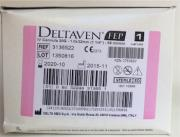 Aghi Cannula Deltaven con alette 20G x 32 mm. ROSA ( 100 pz. )
